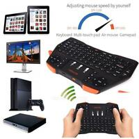 2.4G Wireless Mini Keyboard i8 Plus Air Mouse Touchpad for Android Smart TV PC