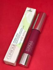 Clinique chubby stick moisturizing lip colour balm 07 Super Strawberry 3g new