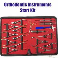 Orthodontic Dental Instruments Start Set Kit 20 Pieces