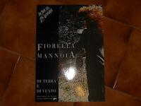 CARTONATO DA BANCO - FIORELLA MANNOIA - NO DISCO - cm 45 x 31 usato