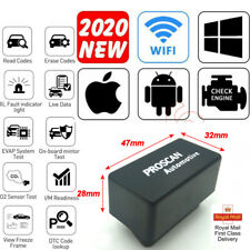 WiFi OBD2 ELM327 Bluetooth Car Scanner Android iOS IPhone Torque Auto Scan Tool