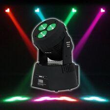 Automated Pan & Tilt DMX Stage Lighting Single Units