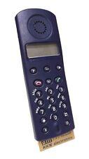 Telekom T-Sinus 44 Combiné Bleu Sans Couvercle Batterie TOP