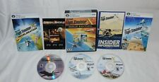 Microsoft Flight Simulator X: Gold Edition (PC: Windows, 2008) Very Good w codes