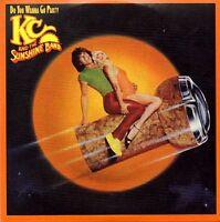 CD Album KC & The Sunshine Band Do You Wanna Go Party (Card Case Style Mini LP)