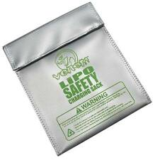"""Venom 1641 LiPo Battery Safety Charge Sack Small 7x8.5"""" Bag"""