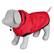Trixie Dog Palermo Winter Coat slot to attach lead 30-36cm x 30cm fleece lining