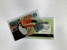Geschenkkarte Starbucks 🇰🇿 Kazakhstan Toucan