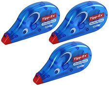 TIPP-EX POCKET CORRECTION MOUSE (PACK OF 3) 890619  3pk x10mtre each