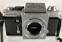 Beseler Topcon SLR Camera Body Super D 35mm Film Exakta KE Lens Mount  G21