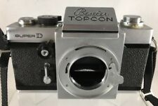 Beseler Topcon SLR Camera Body Super D 35mm Film Exakta KE Lens Mount  *G21