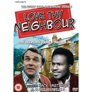 Love Thy Neighbour The Complete Series (DVD)