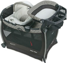 Graco Pack 'n Play Playard Cuddle Cove Elite w Soothe Surround Technology London