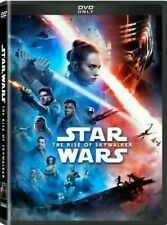 PRE ORDER- Star Wars The Rise of Skywalker DVD SHIPS MARCH 31!