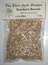 Butcher's Broom Herb 1 oz. - The Elder Herb Shoppe