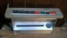 Vintage IBM Punch Card Sorter 083 Control Panel - Mainframe Computer