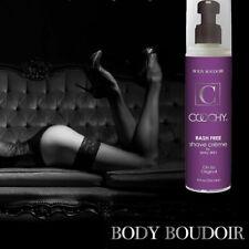Coochy Rash Free Body Shave Cream for Sexy Skin 8 oz Pear Berry Classic Erotica