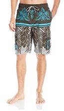*NEW Men's U.S. Polo Assn Cargo Board Shorts Swimsuit Bathing Suit Size XL