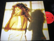 MARIAH CAREY/MAKE IT HAPPEN/FOUR MIXES/MAXI 45T/HOLLAND PRESS