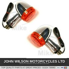 Suzuki VL1500LC Intruder 2004 Front Indicators Pair