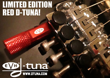 In Stock! EVH Limited Edition Red D-Tuna drop tune mechanism
