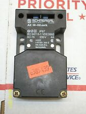 *NEW* SCHMERSAL SAFETY SWITCH 4A 230V , AZ 16-02 ZVRK