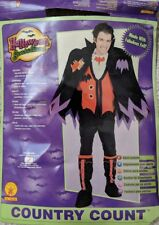Rubie's Halloween Sensations Country Count Mens Standard Fits to 44 Jacket Size