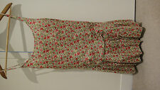 Sass & Bide Floral print summer mini dress, Size 38, US 2