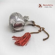 Uchide No Kozuchi Jewelry Box Lucky Mallet Box Japanese Sterling Silver