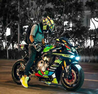 Fairing 2015-2016 For Yamaha R1m Rossi 300th GP Custom Fairings Kit ABS Plastic