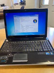 HP PAVILION DV6 CORE2 DUO T6600 2.20GHz 4GB RAM 320GB HDD WINDOWS 7