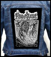MERCILESS - Realm of the Dark  --- Huge Jacket Back Patch Backpatch