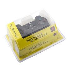 Drahtlos Spiel Controller Sony PS2 Dual Vibration Wireless Gamepad Joystick