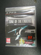 ZONE OF THE ENDERS  CLASSIC HD  COLLECTION PS3 nuovo