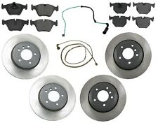 For BMW E46 330Ci 330i 330Xi 01-05 Brembo/Pagid Front+Rear Brake KIT Discs Pads