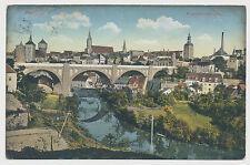 AK Bautzen - Kronprinzenbrücke  (E855)