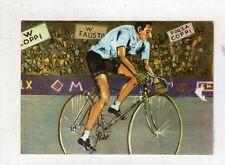 FIGURINA ITALIAN CARD ANNI '70 - FAUSTO COPPI