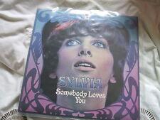 Sylvia Vrethammar, Somebody Loves You, rare lp on UK Sonet