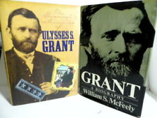 2 MODERN CIVIL WAR HARDBACK BOOKS W. DJ's - ULYSSES S. GRANT - BOTH FINE HB/DJ