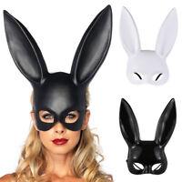 requisiten halloween cosplay - kostüm hasen - ohren - maske party maskerade