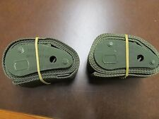 "LOT of 2 Military Kindyne Cargo Strap Nylon Tie Down 2"" x 48"" # 12385659-1 NOS"