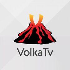 VOLKA PRO 2 CODE OFFICIEL 12 MOIS (smart tv - android box ) envoi rapide