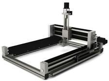 Bauplan Bauanleitung CNC Fräse Fräsmaschine 3D Drucker + 3MF File Dateien