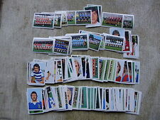 10 FKS Euro 77 Soccer Stars stickers - Choose 10 from list.