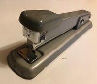 Vintage Bates 56 Metal Stapler USA Made by The Bates Mfg Co.