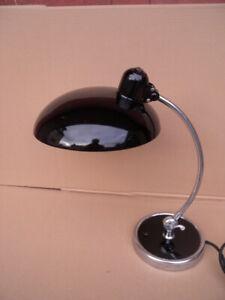Bauhaus Lampe Art Deco Kaiser Idell  Präsident 6631 Desk Lamp  Schreibtischlampe