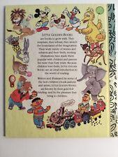 A Little Golden Book Press New York USA Disney Vtg Antique You Pick Your Book 1