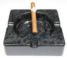Zigarrenascher Carbon - Forged Carbon 4 Ablagen / 180 x 180 x 50 mm