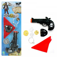 kids pirate novelty gun boys toy gift present Christmas stocking filler play set