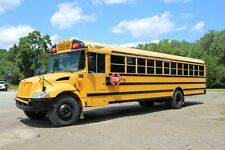 2008 INTERNATIONAL SCHOOL BUS DT466E TURBO DIESEL 72 PASS ALLISON AUTO TRANS